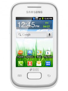 Mobile phone Samsung S5303 Galaxy Y Plus. Photo 1