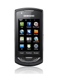 Mobile phone Samsung S5620 Monte. Photo 2