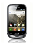 Mobile phone Samsung S5670 Galaxy Fit. Photo 2