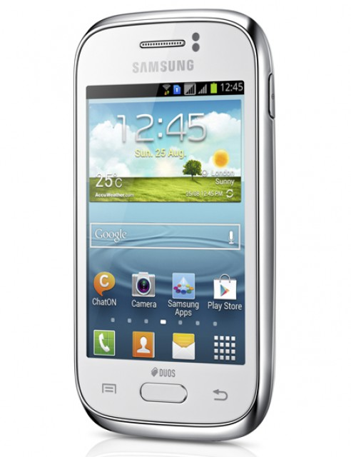 Samsung S6312 Galaxy Young