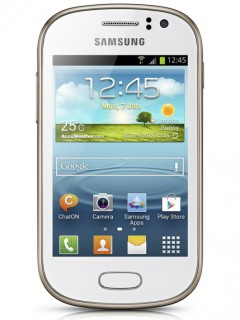 Mobile phone Samsung S6810 Galaxy Fame. Photo 1