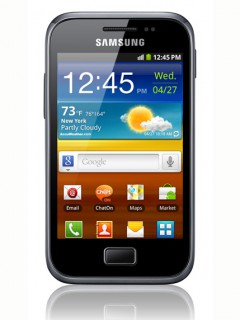 Mobile phone Samsung S7500 Galaxy Ace Plus. Photo 1