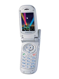 Mobile phone Samsung T200. Photo 1