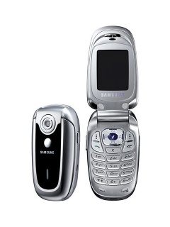 Mobile phone Samsung X640. Photo 1