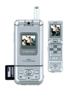 Mobile phone Samsung X910. Photo 1