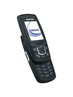 Mobile phone Samsung Z320i. Photo 1