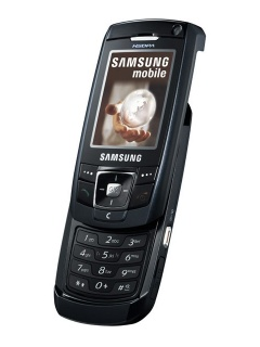 Mobile phone Samsung Z720. Photo 1