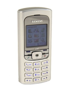 Mobile phone Siemens A31. Photo 1
