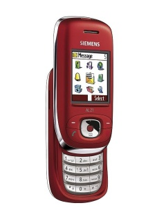 Mobile phone Siemens AL21. Photo 1