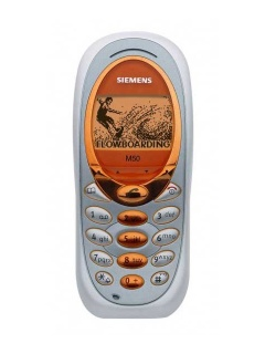 Mobile phone Siemens M50. Photo 1