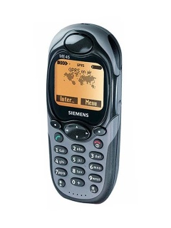 Mobile phone Siemens ME45. Photo 1