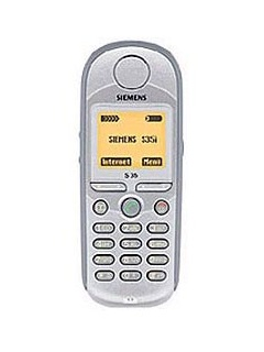 Mobile phone Siemens S35i. Photo 1