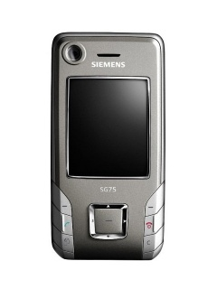 Mobile phone Siemens SG75. Photo 1