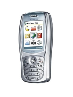 Mobile phone Siemens ST55. Photo 1