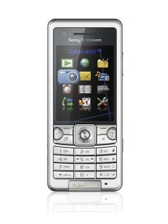 Mobile phone Sony Ericsson C510. Photo 1