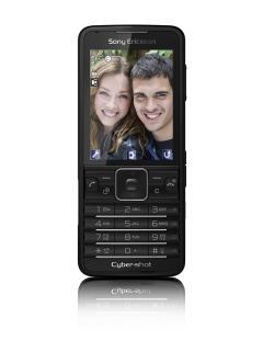Mobile phone Sony Ericsson C901. Photo 1
