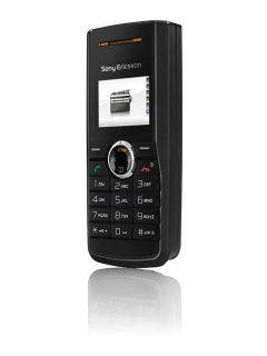 Mobile phone Sony Ericsson J120i. Photo 1