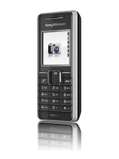 Mobile phone Sony Ericsson K200i. Photo 1