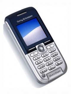 Mobile phone Sony Ericsson K300i. Photo 1
