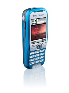Mobile phone Sony Ericsson K500i. Photo 1