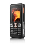 Mobile phone Sony Ericsson K618. Photo 2