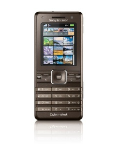 Mobile phone Sony Ericsson K770. Photo 1