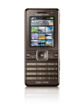 Mobile phone Sony Ericsson K770. Photo 2