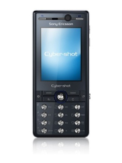 Mobile phone Sony Ericsson K810i. Photo 1