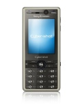 Mobile phone Sony Ericsson K810i. Photo 6