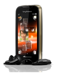 Mobile phone Sony Ericsson Mix Walkman. Photo 1