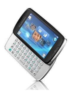Mobile phone Sony Ericsson txt pro. Photo 1