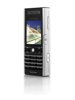 Mobile phone Sony Ericsson V600i. Photo 1