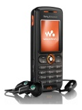 Mobile phone Sony Ericsson W200. Photo 4