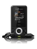 Mobile phone Sony Ericsson W205. Photo 8