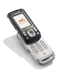 Mobile phone Sony Ericsson W550i. Photo 6