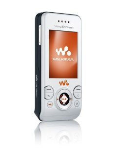 Mobile phone Sony Ericsson W580i. Photo 1