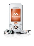 Mobile phone Sony Ericsson W580i. Photo 4