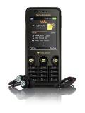 Mobile phone Sony Ericsson W660i. Photo 5