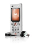 Mobile phone Sony Ericsson W880i. Photo 7