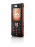 Mobile phone Sony Ericsson W888. Photo 2
