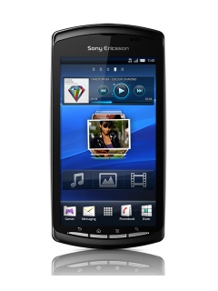 Mobile phone Sony Ericsson Xperia Play. Photo 1