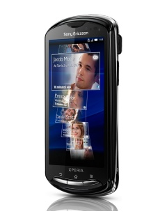 Mobile phone Sony Ericsson Xperia Pro. Photo 1