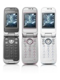 Mobile phone Sony Ericsson Z610. Photo 3