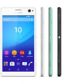 Mobile phone Sony Xperia C4. Photo 1