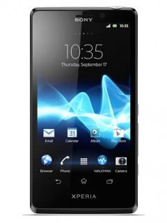 Mobile phone Sony Xperia T. Photo 1