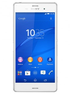 Mobile phone Sony Xperia Z3 Dual SIM. Photo 1